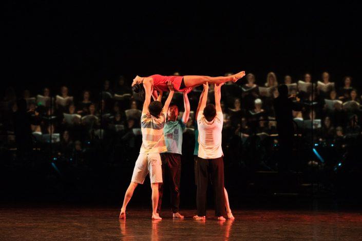 2016 – Carmina Burana – Harmony Shanghai Dance Project